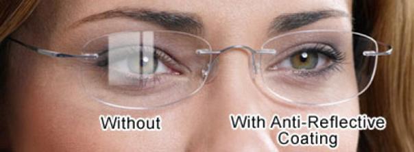 Ochelari antireflexie